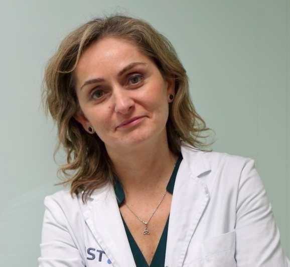 Dra. Cristina Abadia